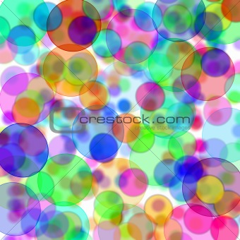 circles background
