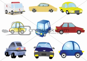 Car Illustration in Vector