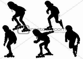 Skates boys