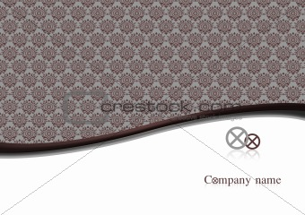 Business Template background