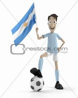 Argentine soccer player