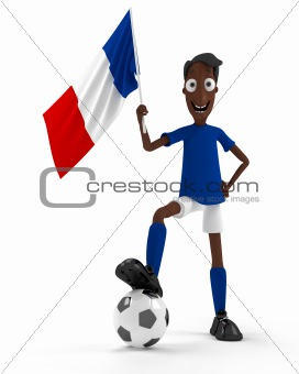 French soccer player