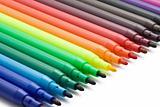 Soft tip pens