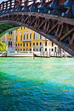 Academia Bridge in Venice