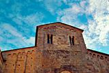 The pieve of Badia a Isola