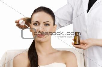 beauty adv portrait