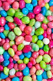multicolored dragee drop candy  