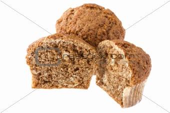 Cutting muffin