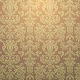 Seamless Gold Wallpaper