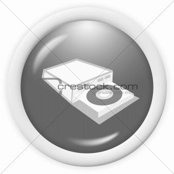cd disc icon