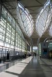 Hallway in Airport 2