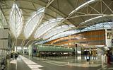 Airport panorama B