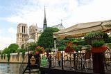 Restaurant on Seine