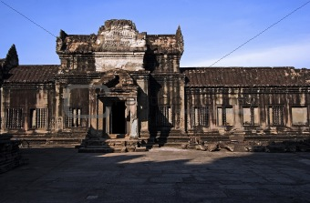 Angkor Wat Internal View