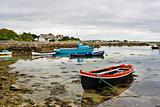 Boats on Galway Bay