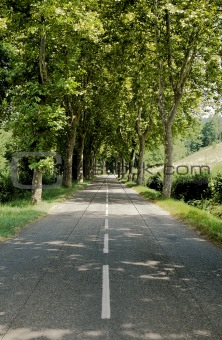 france road