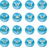 Internet or Computing Icon Set