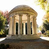 World War I Memorial in Washington, D.C., USA.