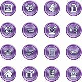 Internet and Computing Media Icons