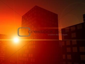 Cityscape 7