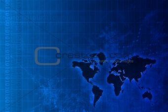 Corporate Worldwide Growth Abstract