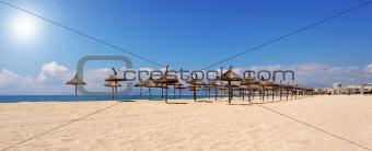 beach of Palma de Majorque