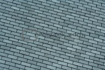 Slate roof shingles background