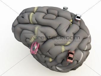 Car Brain