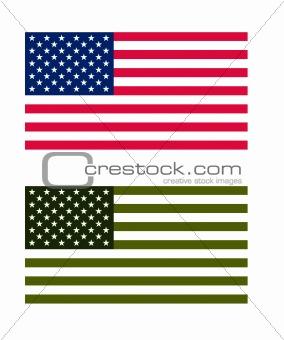 American eco flag