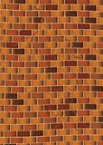 grunge brown brick wall