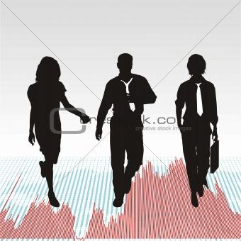 Business global - Vector