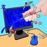 antivirus clyster