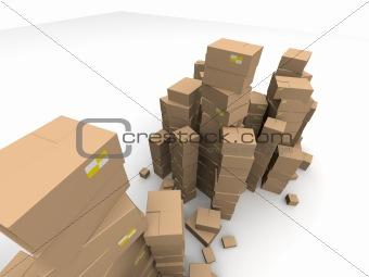 3d cartons