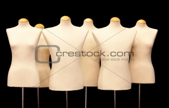 Group dummies