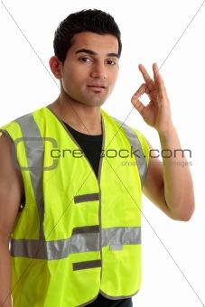 Positive handyman or builder
