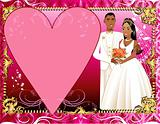 Wedding Invitation Template Couple 3