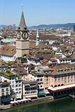 City of Zurich, Switzerland