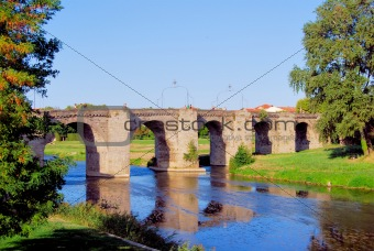 Bridge to Carcassonne