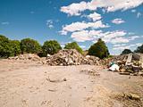 Demolished Neighbourhood