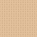 Decorative seamless wallpaper