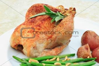 Cornish Hen