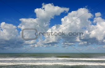 Atlantic Clouds