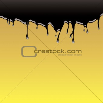 Oil spill background