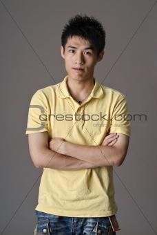 Asian guy