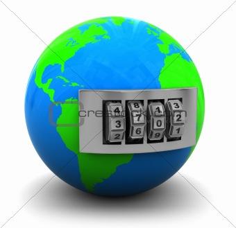 closed earth