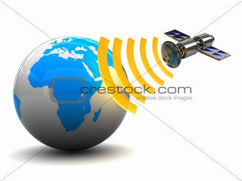satellite broadcasting
