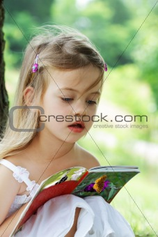 Child Reading