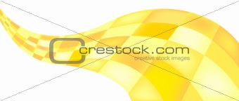 abstract yellow grid  background