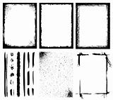 Textured Frames