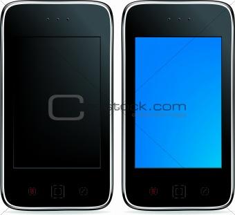 2 Mobile Phones